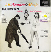 """Les Brown and His Band of Renown Vinyl 12"""" (Used)"""