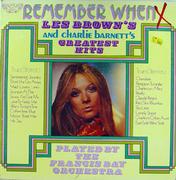 """Les Brown / Charlie Barnett Vinyl 12"""" (Used)"""
