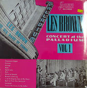 """Les Brown and His Band of Renown Vinyl 12"""" (New)"""