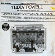 """Teddy Powell And His Orchestra Vinyl 12"""" (Used)"""