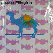 "Mercer Ellington Vinyl 12"" (New)"