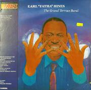 "Earl ""Fatha"" Hines Vinyl 12"" (Used)"