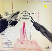 "The Dick Hyman Trio Vinyl 12"" (Used)"