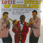 """Louie And The Dukes Of Dixieland Vinyl 12"""" (New)"""