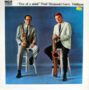 Paul Desmond / Gerry Mulligan Vinyl 12""