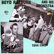 """Boyd Raeburn & His Orchestra Vinyl 12"""" (Used)"""