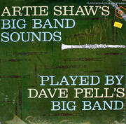 """Dave Pell's Big Band Vinyl 12"""" (Used)"""