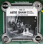 "Artie Shaw and His Orchestra Vinyl 12"" (Used)"