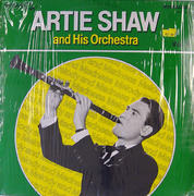 "Artie Shaw and His Orchestra Vinyl 12"" (New)"