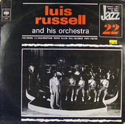 "Luis Russell And His Orchestra Vinyl 12"" (New)"