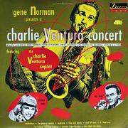 """The Charlie Ventura Septet Vinyl 12"""" (New)"""