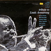 "Louis Armstrong / Benny Goodman Vinyl 12"""