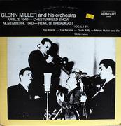 "Glenn Miller and His Orchestra Vinyl 12"""