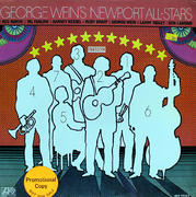 "George Wein's Newport All-Stars Vinyl 12"" (Used)"