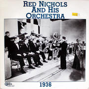 """Red Nichols And His Orchestra Vinyl 12"""" (New)"""