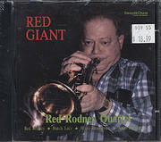 Red Rodney Quartet CD