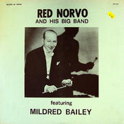 "Red Norvo And His Big Band Vinyl 12"" (Used)"