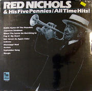 "Red Nichols and His Five Pennies Vinyl 12"" (New)"