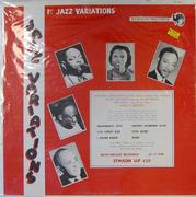 "Jazz Variations: Volume 1 Vinyl 12"" (Used)"