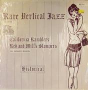 "Rare Vertical Jazz: 1926-1929 Vinyl 12"" (Used)"