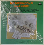"The International Jazz Group Vinyl 12"" (Used)"