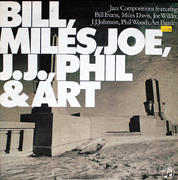 """Jazz Compositions Vinyl 12"""" (Used)"""
