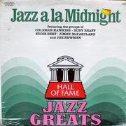 "Jazz A La Midnight Vinyl 12"" (New)"