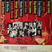 "Let's Bacardi Party Vinyl 12"" (Used)"