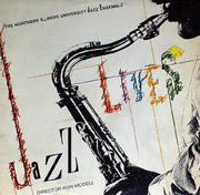 "The Northern Illinois University Jazz Ensemble Vinyl 12"" (Used)"