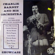"Charlie Barnet And His Orchestra Vinyl 12"" (New)"