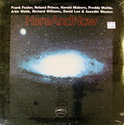 """Here And Now Vinyl 12"""" (New)"""