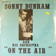 """Sonny Dunham And His Orchestra Vinyl 12"""" (New)"""