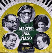"Master Jazz Piano: Volume 3 Vinyl 12"" (New)"
