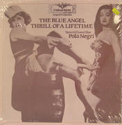 """The Blue Angel / Thrill Of A Lifetime Vinyl 12"""" (New)"""