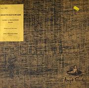"Aram Khatchaturian Vinyl 12"" (Used)"
