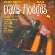 """Wild Bill Davis / Johnny Hodges Vinyl 12"""" (Used)"""