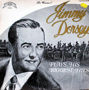 "Jimmy Dorsey Vinyl 12"" (Used)"
