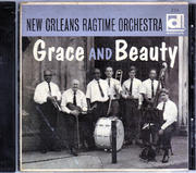 New Orleans Ragtime Orchestra CD