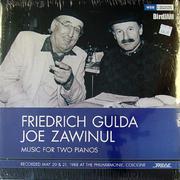"Friedrich Gulda / Joe Zawinul Vinyl 12"" (New)"