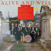 "The Louisiana Repertory Jazz Ensemble Vinyl 12"" (New)"
