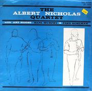 """The Albert Nicholas Quartet Vinyl 12"""" (Used)"""