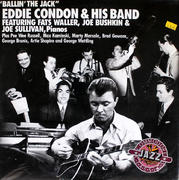 "Eddie Condon & His Band Vinyl 12"" (Used)"