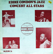 "Eddie Condon's Jazz Concert All Stars Vinyl 12"" (Used)"