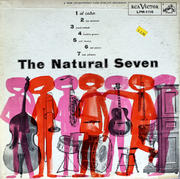 """The Natural Seven Vinyl 12"""" (Used)"""