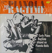 "Pianola Ragtime Vinyl 12"" (New)"