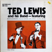 "Ted Lewis And His Band Vinyl 12"" (Used)"