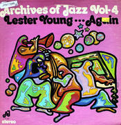 """Lester Young Vinyl 12"""" (Used)"""