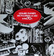 "Leonard Feather's Encyclopedia Of Jazz In The '70s Vinyl 12"" (Used)"
