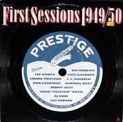 "First Sessions 1949/50 Vinyl 12"" (Used)"