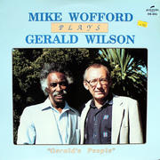 """Mike Wofford Vinyl 12"""" (Used)"""